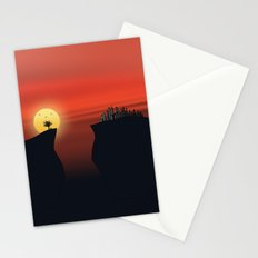 Escape v.2 Stationery Cards