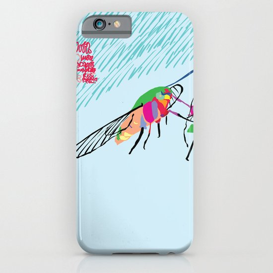 Bringing what I got [MOTH] [COLORS] [RAIN] [GIVEN] [GIVE] iPhone & iPod Case