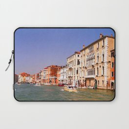 Grand Canal, Venice Laptop Sleeve
