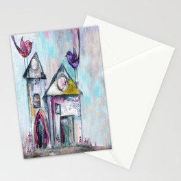 Homebirds Stationery Cards