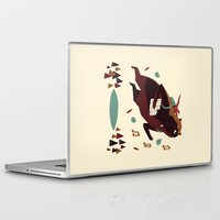 banjo Laptop & iPad Skins featuring banjo-kazooie by Louis Roskosch