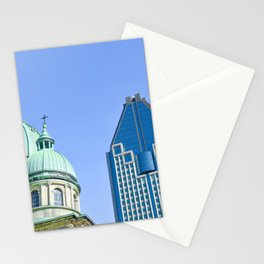 Cathedral-Basilica of Mary, Queen of the World in Montreal Stationery Cards