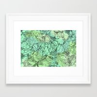 insects Framed Art Prints featuring Insects by David Bushell