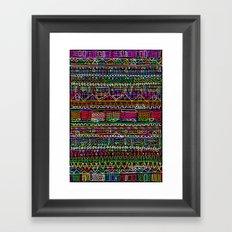 Ella Framed Art Print