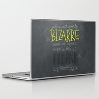 the breakfast club Laptop & iPad Skins featuring Breakfast Club: We're All Pretty Bizarre by Walker Ballantyne - Hill