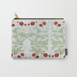 A reminder of past poppies Carry-All Pouch