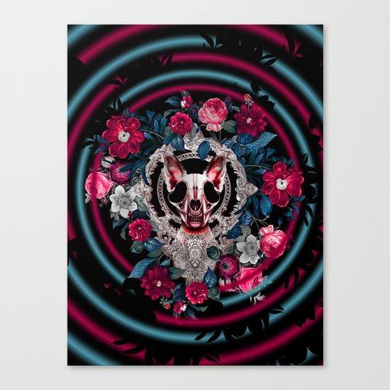 Mystic Cat Canvas Print