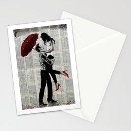 LOVE RAIN Stationery Cards