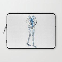Walking Clam Laptop Sleeve