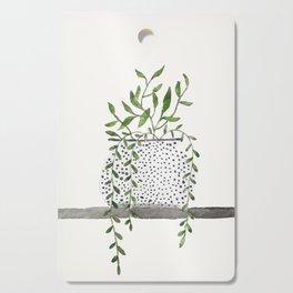 Vase 2 Cutting Board