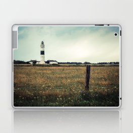 Lighthouse of Kampen II Laptop & iPad Skin