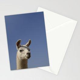 Lucy Llama Stationery Cards