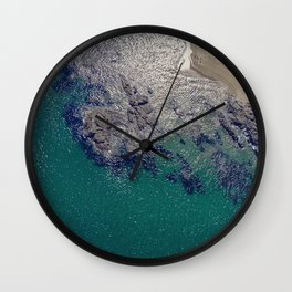 Vitamin Sea Wall Clock