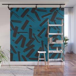3D Pattern  X 0.2 Wall Mural