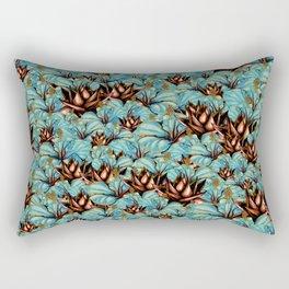 Just Flowers Rectangular Pillow