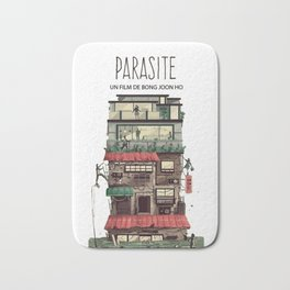 """The Parasite"" Bath Mat"