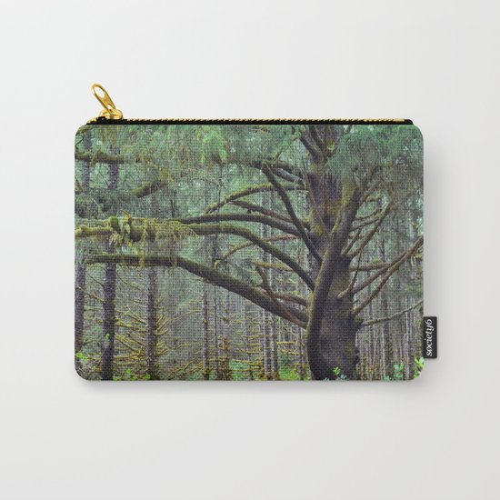 Can you Spot the Elf? Carry-All Pouch