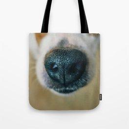 Dog face Tote Bag