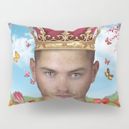 free portrait Pillow Sham
