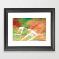 Biblis Framed Art Print