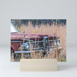 An American Classic Mini Art Print