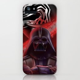 Sith Lords iPhone Case
