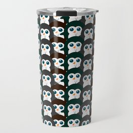 Penguin gathering Travel Mug