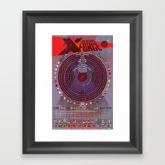 X-Cessive Force, And Those Who Can Bring It Framed Art Print