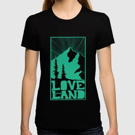 Love Your Land T-shirt