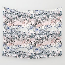 Japanese teahouse Wall Tapestry