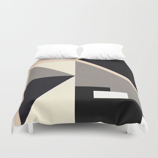 Abstract #163 Duvet Cover
