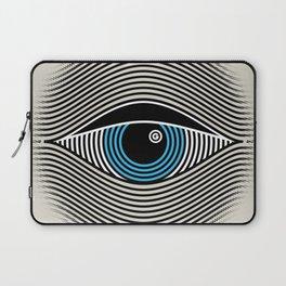 Circle Eye Laptop Sleeve