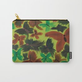 Dream Flies Carry-All Pouch