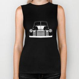 Chevrolet 3100 Suburban 1947 1948 1950 1951 1952 1953 Chevy Truck T-Shirts Biker Tank
