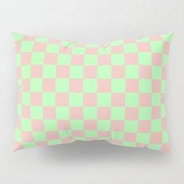 Checkered Pattern I Pillow Sham