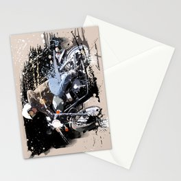 Triumph Bonneville  Stationery Cards