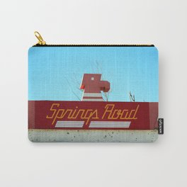 Thunderbird Drive-In Carry-All Pouch