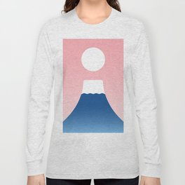 Fuji Long Sleeve T-shirt
