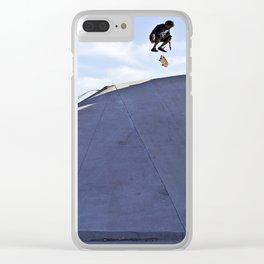 Kickflip In Clear iPhone Case