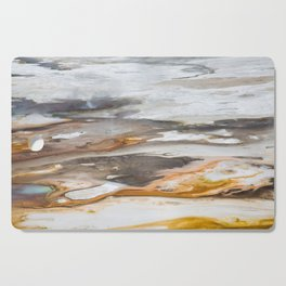 Yellowstone National Park - Thermophiles, Norris Geyser Basin Cutting Board