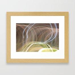 Bright Lights, Big City VII Framed Art Print