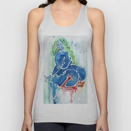 My Throne Unisex Tank Top