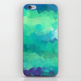 Cool Down iPhone Skin