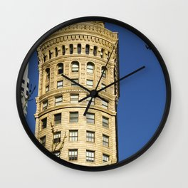 hobart/building Wall Clock
