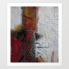 Abitibi Territories Art Print