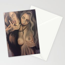 lustful focus Stationery Cards