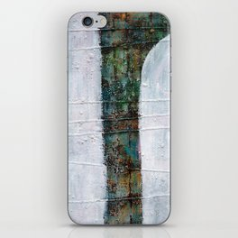 Forest White  iPhone Skin