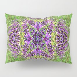Lupines & Lace... Pillow Sham