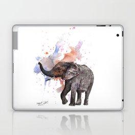 Dancing Elephant Painting Laptop & iPad Skin