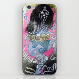 stomper iPhone Skin